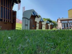 Bild: Sommerdorf am Pumpwerk - Freitag 03.07.