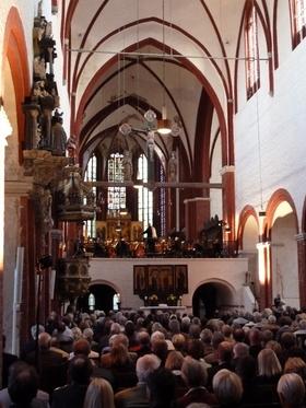 Bild: Sommerkonzerte an der Havel 2020 - Sonderkonzert vor dem Dom
