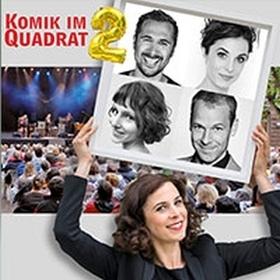 Bild: Komik im Quadrat - Katalyn lädt ein (Gäste: Roberto Capitoni, Annette Will, Jonas Greiner)