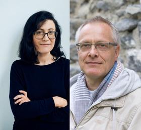 Bild: Vom Reisen und Daheimbleiben. Mit Harriet Köhler und Michael Roes.
