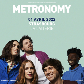 Metronomy  + Guest