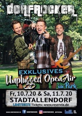 Heldenbühne Stadtallendorf - Dorfrocker Unplugged Open Air am Park