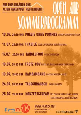 Thabilé // Open-Air! - Soul & WorldPop aus Südafrika