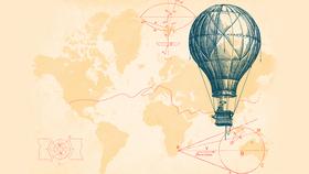 Bild: In 80 Tagen um die Welt - theatrale und musikalische Reise um die Welt - nach dem Roman von Jules Verne