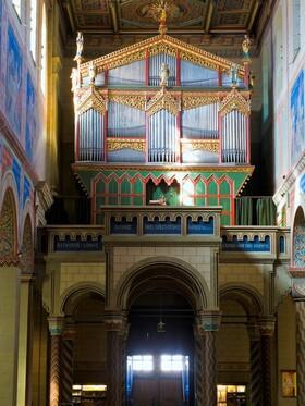 Bild: Orgelkonzert zu Maria Himmelfahrt