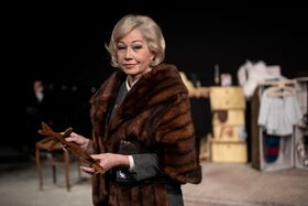 Marlene - Schauspiel mit Musik von Pam Gems