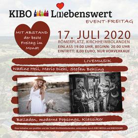 Bild: KIBO L(l)EBENSWERT - EVENTFREITAG - LIVEMUSIK