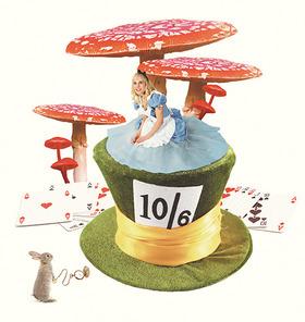 Alice im Wunderland - Ein Erlebnis für Abenteurer ab 5 Jahren