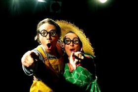 Bild: Vom Fischer und seiner Frau oder MEER ist MEHR - Ein Schauspiel mit Pantomime in Gummistiefeln