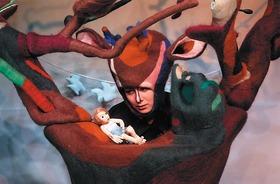 Bild: Sterntaler - Schau- und Puppenspiel nach den Gebrüdern Grimm