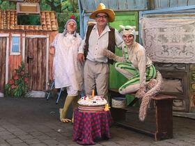 Bild: Pettersson und Findus (ab 4) - Theater Fritz und Freunde