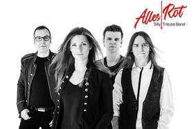 Bild: Alles Rot - Silly Tribute Band