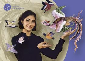 Bild: Konferenz der Vögel - Eine Phantasiereise mit dem persischen Dichter Fariddun Attar (SKA + K-Reihe Special)