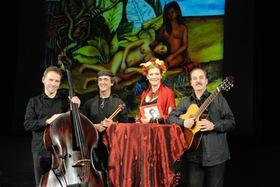 Bild: Frida Kahlo - 12. Kultur im Kursaal 2020/21