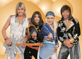 A4u - Die ABBA Revival Show - inklusive Abba After-Show-Party