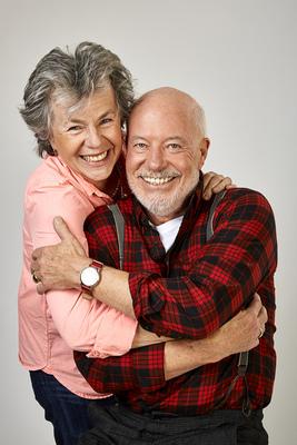 Bild: Margie Kinsky & Bill Mockridge - Das Gastspiel wurde leider abgesagt. Neuer Termin: November 2021