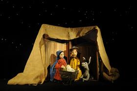 Bild: Marias kleiner Esel - Theater mit der 13