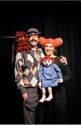 Bild: Frida und das Wut - Figurentheater Vanessa Valk / Theater Zeppelin e.V.