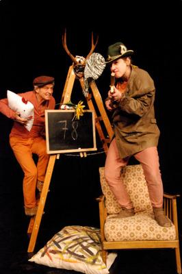 Bild: Die Geschichte vom Fuchs, der den Verstand verlor - Kom'ma-Theater