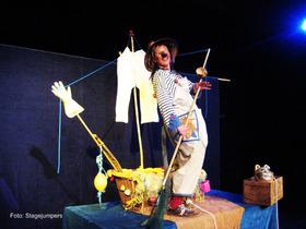 Bild: Ratte Ratzig sieht rot - TheaterCompanie Stagejumpers
