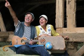 Bild: Eine Reise um die Welt - Liedertheater Altmann