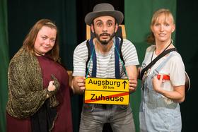 Bild: Die Augsburger Stadtmusikanten - Junges Theater Augsburg
