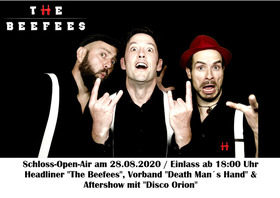 "Bild: Schloss-Open-Air mit ""The BeeFees"", ""Dead Man´s Hand"" und ""Disco Orion"""