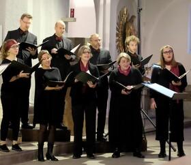 Bild: Sing joyfully - Vokalmusik aus England
