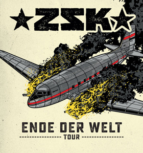 Bild: ZSK - Ende Der Welt Tour