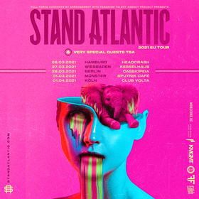 STAND ATLANTIC - 2021 EU TOUR