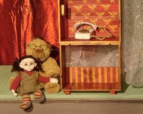 Bild: Ladislaus und Annabella - Figurentheater