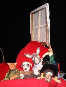 Bild: Die Bremer Stadtmusikanten - Theater Maskotte, Buchholz