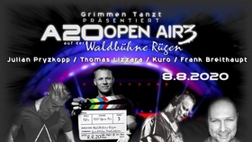 Bild: A20 Open Air - mit  Dj Lizzara + Dj Frank Breithaupt +Dj Julian Pryzkopp+ Dj KURO