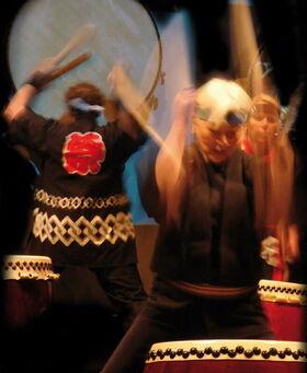 Bild: Shinwa-Taiko - Japanische Trommelkunst