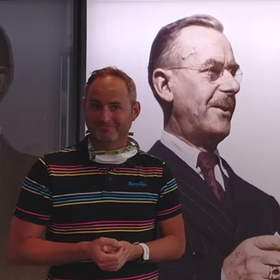 Bild: Thomas Mann: Democracy will win! - Ausstellungsführung