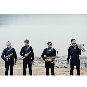 Bild: Lux Aeterna - Eine Meditation der Sinne mit Musik für vier Saxophone von Cage, Tüür, Pärt, Buxtehude, Dufourt, Franssens, Riley
