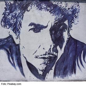 "Bild: ""Rock Poetry – Bob Dylan"" - Heinrich Detering & Udo Dahmen"