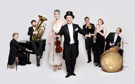Bild: Casanova Society Orchestra - Die goldenen 20er - mit Frack, Charme und Zylinder