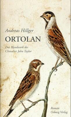 """Bild: Buchpremiere """"Ortolan"""", Lesung mit Andreas Hillger - Buchpremiere """"Ortolan"""", Lesung mit Andreas Hillger"""
