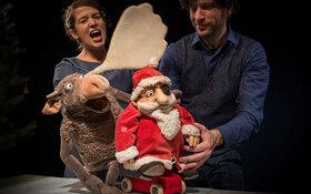 Olaf, der Elch - Eine Weihnachtsgeschichte über die wunderbare Freundschaft zweier Einzelgänger nach Volker Kriegel
