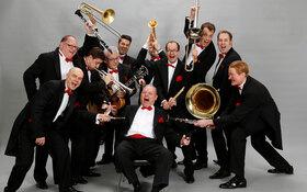 Brass Band Berlin - Classic, Jazz & Comedy – Musik mit Witz, Charme & Frack
