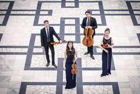 Bild: Immerwährender Gesang - Kammermusik mit dem Aris Quartett