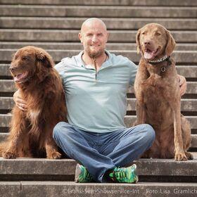 Bild: Holger Schüler - 1, 2 oder 3 - Die Live-Show für Menschen mit und ohne Hund