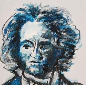 Bild: Der junge Beethoven