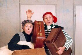 Bild: Überraschung für Victorius - Theater Die Stromer, ab 3 Jahren