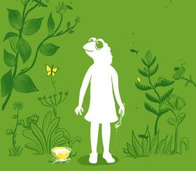 Bild: Die Unke - Ein Stück über Zuhören, Beobachten, Mitbestimmen, über Leben und Leben lassen - für alle ab 6 Jahren