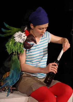 Bild: Anna und die Piraten - Ein Piratenstück mit Puppenspiel und Musik.