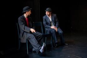 Bild: Warten auf Godot - Von Samuel Beckett – Schauspiel für alle ab 7 Jahren