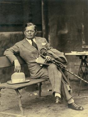 Bild: Ein Abend zu Albert Steinrück - Albert Steinrück – Schauspieler, Bohemien und Maler (1872-1929)
