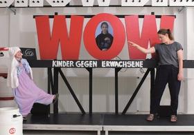 Bild: Wahrheit oder Wagnis (WOW) – Kinder versus Erwachsene incl. The Long Dash: Hamburg - Kosmologym/ Live Art for Børn - ab 7 J. - Transgeneratoren